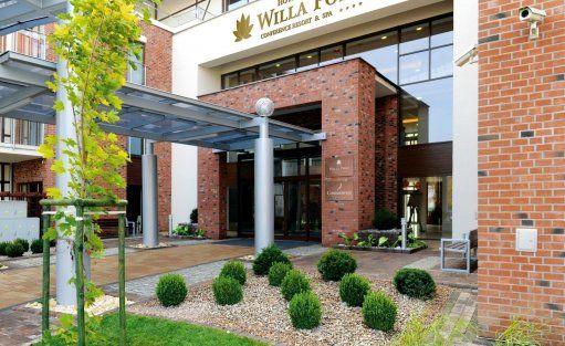 Hotel Willa Port Art & Business****