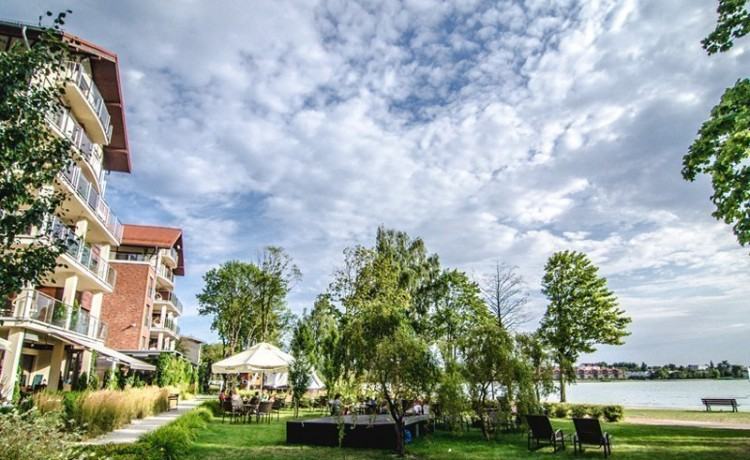 Hotel **** Hotel Willa Port Art & Business**** / 1