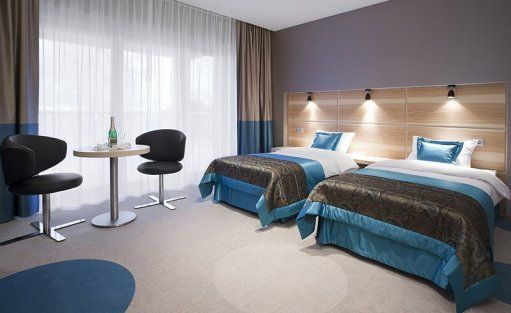 Hotel **** Hotel Willa Port Art & Business**** / 15