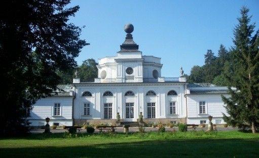 zdjęcie obiektu, Dom Zjazdów i Konferencji Polskiej Akademii Nauk, Jabłonna