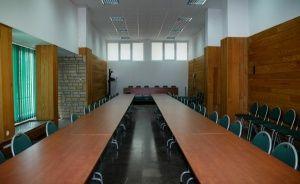 zdjęcie sali konferencyjnej, Rewita WDW Solina, Solina