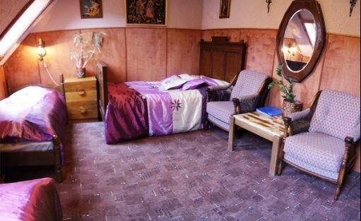 zdjęcie pokoju, Jansowo - Ośrodek Szkoleń i Rekreacji, Kuślin