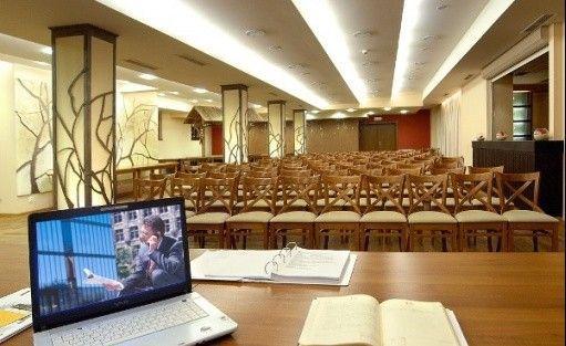 zdjęcie sali konferencyjnej, Vital & SPA Resort Szarotka, Duszniki Zdrój