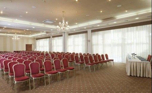 zdjęcie sali konferencyjnej, Warmiński Hotel & Conference, Olsztyn