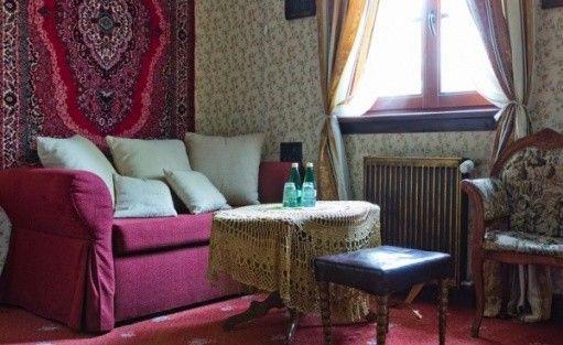 zdjęcie pokoju, Kiermusy Dworek nad Łąkami, Tykocin