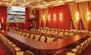 zdjęcie sali konferencyjnej, Hotel WARSZAWA***, Augustów