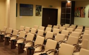zdjęcie sali konferencyjnej, Euro-Centrum Park Przemysłowy w Katowicach, Katowice