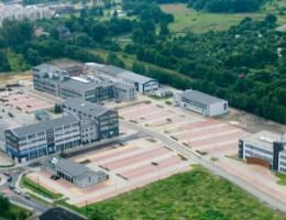 Euro-Centrum Park Przemysłowy w Katowicach