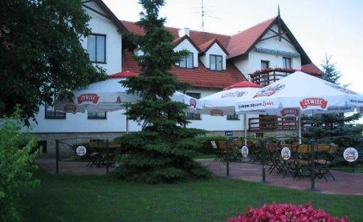 zdjęcie obiektu, Zespół Gastronomiczno Szkoleniowy Dworek nad Brdą, Bydgoszcz