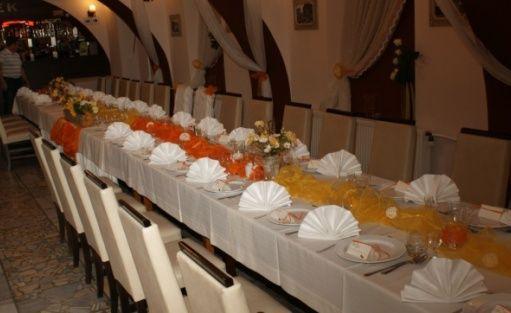 zdjęcie usługi dodatkowej, Zespół Gastronomiczno Szkoleniowy Dworek nad Brdą, Bydgoszcz