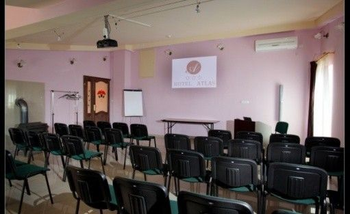 zdjęcie sali konferencyjnej, Hotel Atlas, Ciechocinek