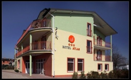 zdjęcie obiektu, Hotel Atlas, Ciechocinek