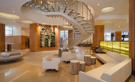 Hotel ***** The Westin Warsaw / 2