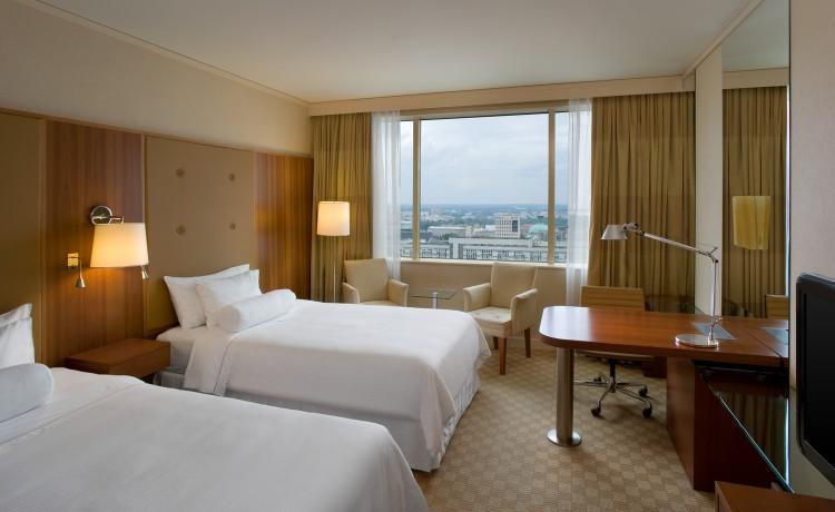 Hotel ***** The Westin Warsaw / 12