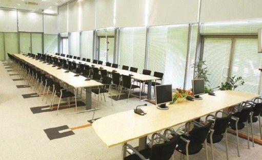 zdjęcie sali konferencyjnej, Biuro Informacji Kredytowej, Warszawa