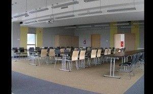 zdjęcie sali konferencyjnej, Silpol Sp. z o.o., Dąbrowa