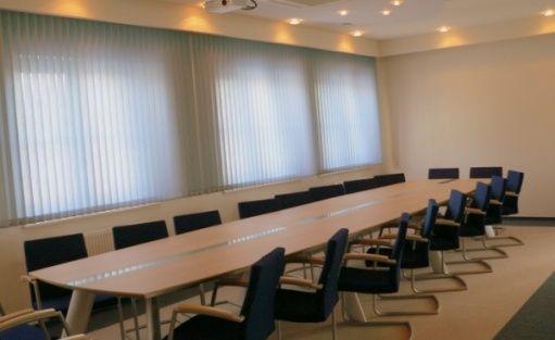 zdjęcie sali konferencyjnej, Centrum Szkoleń i Konferencji STEM, Szczecin