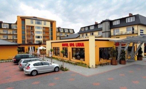 zdjęcie obiektu, Hotel Lidia **** SPA & Wellness, Darłowo