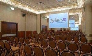zdjęcie sali konferencyjnej, Radisson Blu Hotel, Szczecin