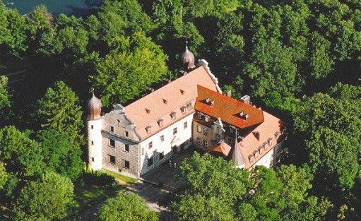 zdjęcie obiektu, Zamek Tuczno Dom Architekta SARP, Tuczno