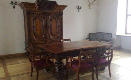 zdjęcie usługi dodatkowej, Zamek Tuczno Dom Architekta SARP, Tuczno