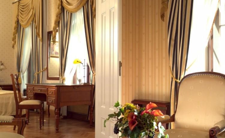 zdjęcie pokoju, Pałac Wiejce - Hotel i Centrum Konferencyjno-Szkoleniowe, Poznań