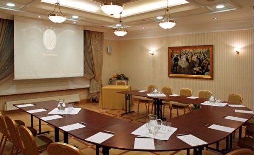 zdjęcie sali konferencyjnej, Hotel Branicki, Białystok