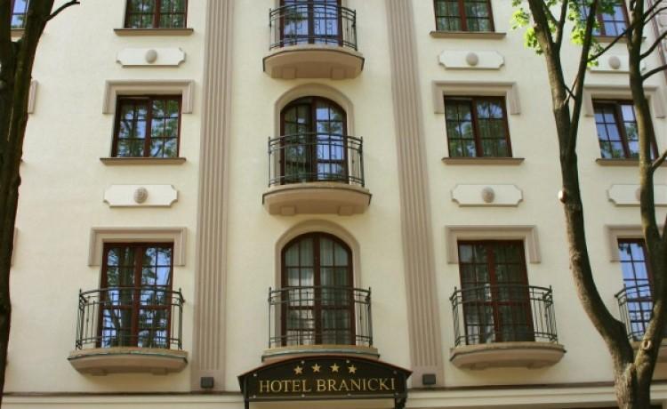 zdjęcie obiektu, Hotel Branicki, Białystok