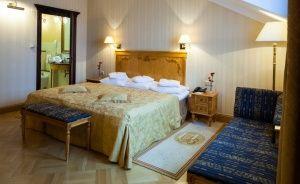 zdjęcie pokoju, Hotel Branicki, Białystok