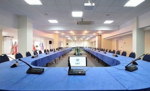 zdjęcie sali konferencyjnej, Hotel Wodnik, Bełchatów