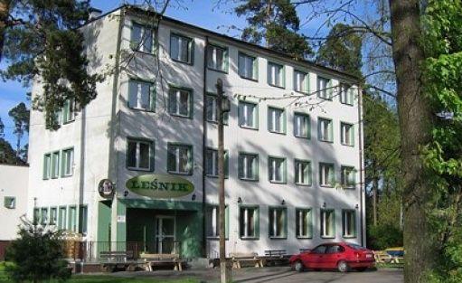 zdjęcie obiektu, Hotel Leśnik, Augustów