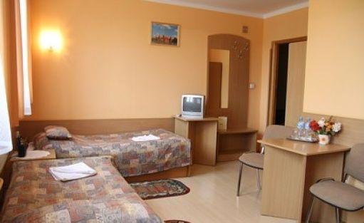 zdjęcie pokoju, Hotel Leśnik, Augustów