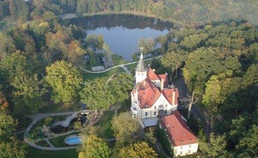 zdjęcie obiektu, Hotel Bursztynowy Pałac, Świeszyno