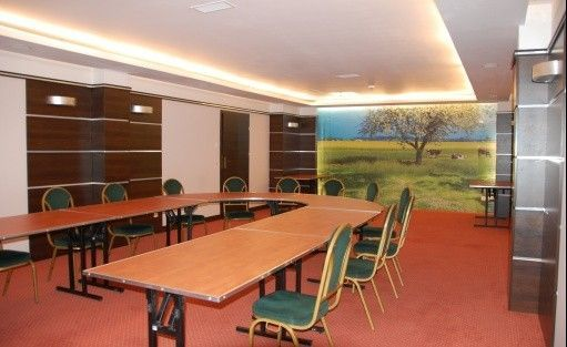 zdjęcie sali konferencyjnej, Hotel Młyn, Włocławek