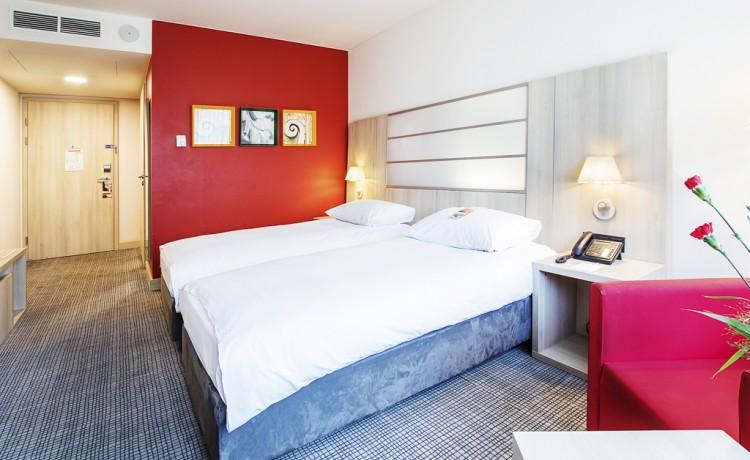 Hotel **** Park Inn by Radisson Krakow / 7