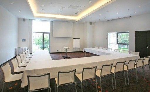zdjęcie sali konferencyjnej, andel's Hotel Cracow, Kraków