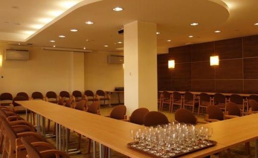 zdjęcie sali konferencyjnej, Sanatorium uzdrowiskowe Bałtyk, Kołobrzeg