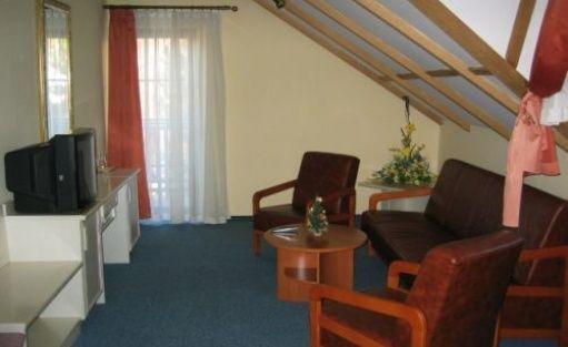 zdjęcie pokoju, Willa Stok, Wisła