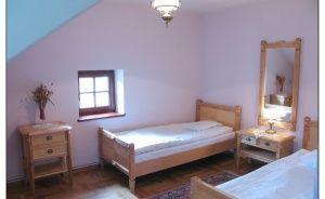 zdjęcie pokoju, Dwór Mościbrody, Siedlce
