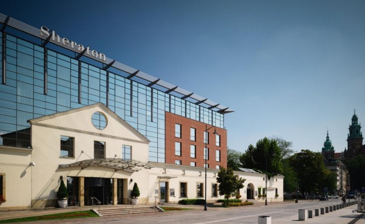 Hotel ***** Sheraton Grand Krakow  / 0