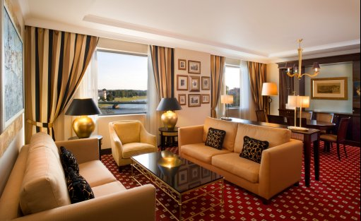 Hotel ***** Sheraton Grand Krakow  / 19