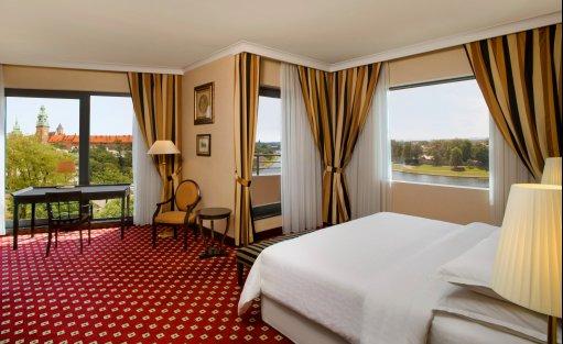 Hotel ***** Sheraton Grand Krakow  / 17