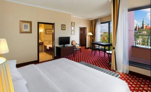 Hotel ***** Sheraton Grand Krakow  / 18