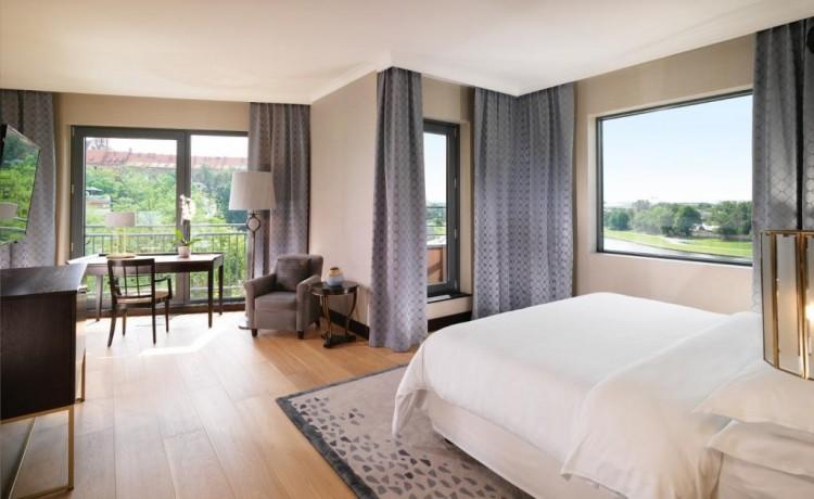 Hotel ***** Sheraton Grand Krakow  / 25
