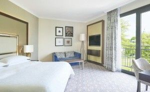 Sheraton Grand Krakow  Hotel ***** / 3