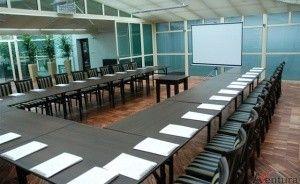 zdjęcie sali konferencyjnej, Villa Otwock, Otwock