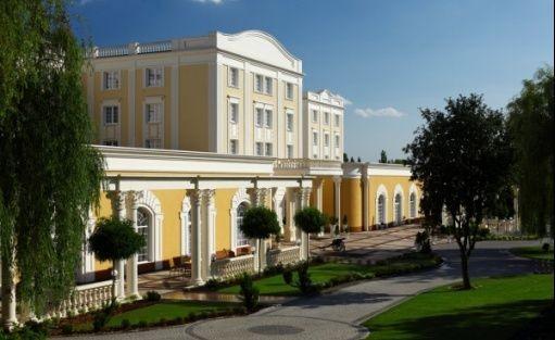 Hotel Windsor **** w Jachrance nad Zegrzem