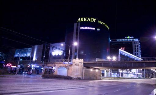 zdjęcie obiektu, Multikino Arkady, Wrocław