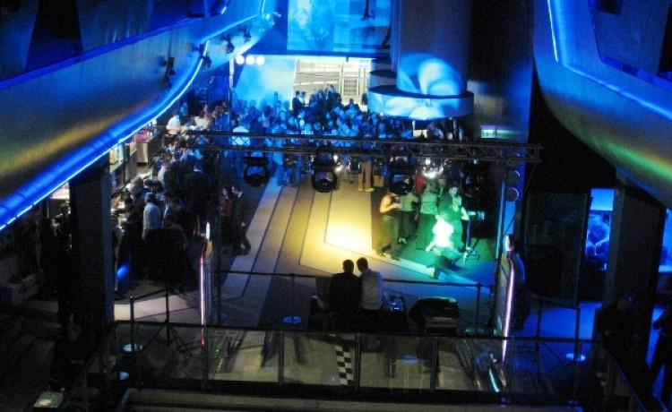 zdjęcie sali konferencyjnej, Multikino Stary Browar, Poznań