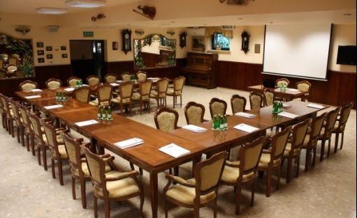 zdjęcie sali konferencyjnej, Hotel Mat's, Poznań